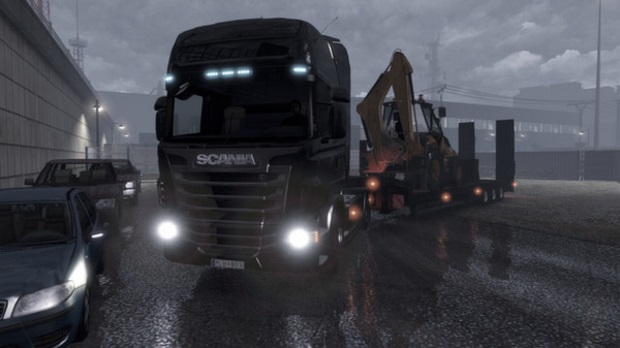 Scania Truck Driving Simulator Screenshots