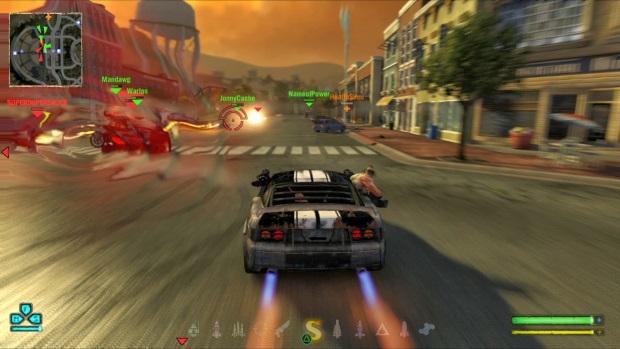 Battle Metal Street Riot Control Full Version