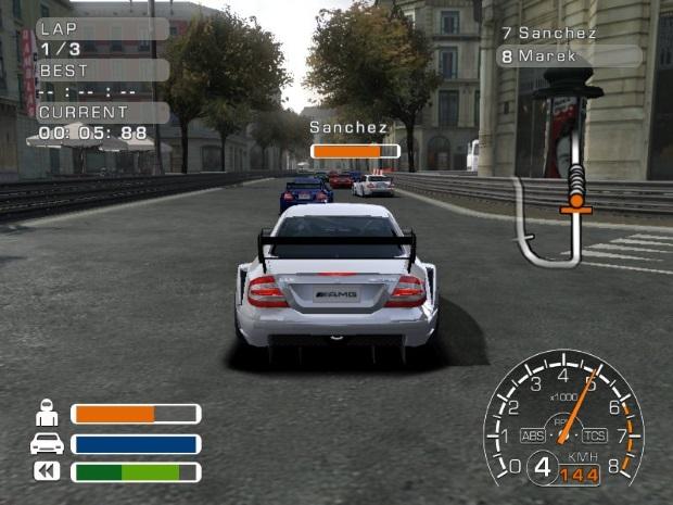 Corvette Evolution GT Video Game
