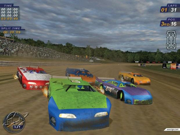 Dirt Track Racing 2 Screenshots