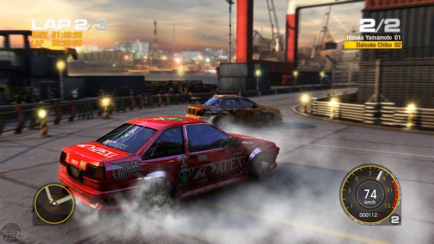 Ford Street Racing Video Game