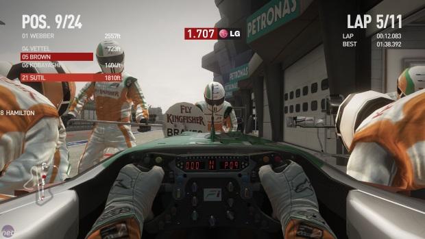 Formula 1 2010 Screenshots