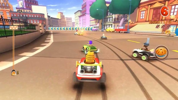 Garfield Kart Full Version