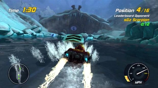 Hydro Thunder Video Game