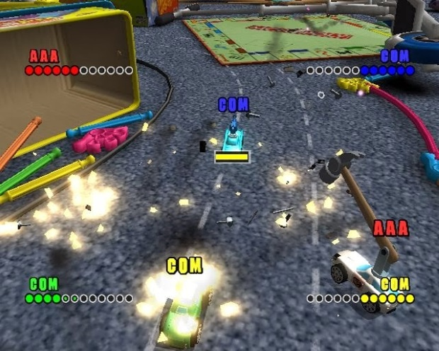 Micro Machines v4 Full Version