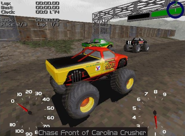 Monster Truck Madness 2 Full Version