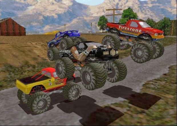 Monster Truck Madness 2 Screenshots