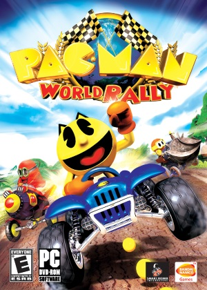 Pac Man World Rally Free Download