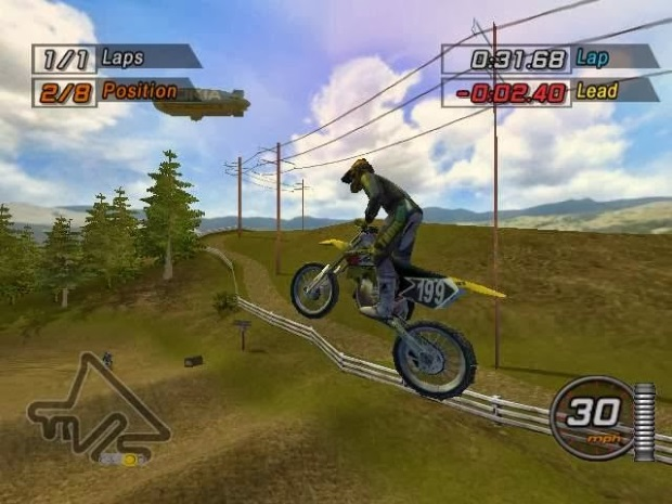Ultimate Motocross Video Game