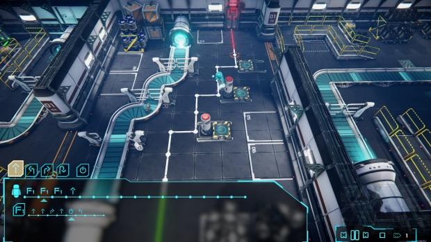 Algo Bot Video Game