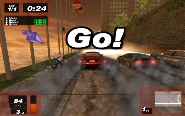 Amsterdam Street Racer Screenshots
