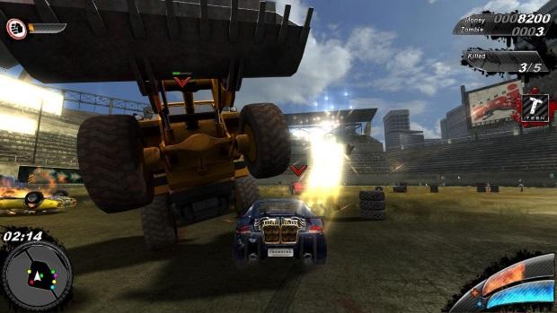 Armageddon Riders Clutch Screenshots