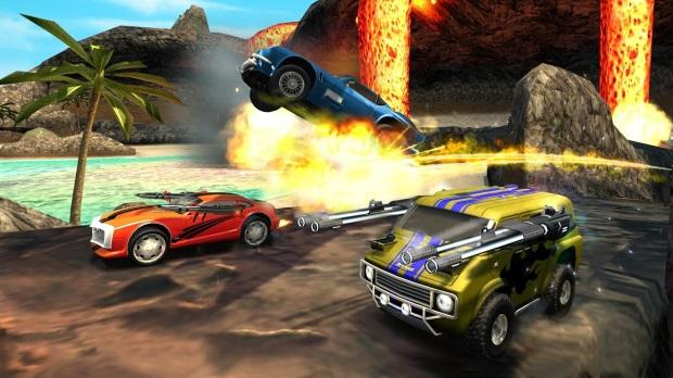 Carnage Racing Full Version