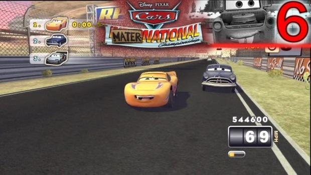 Cars Mater National Championship Full Version