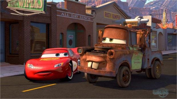 Cars Mater National Championship Screenshots
