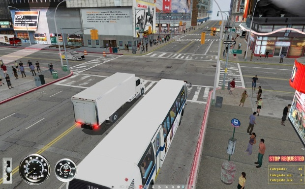 City Bus Simulator 2010 Screenshots