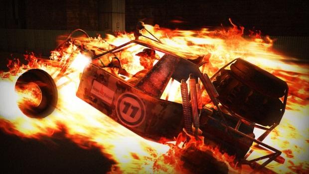 Fireburst Video Game