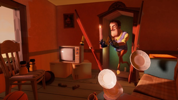 Hello Neighbor Video Game