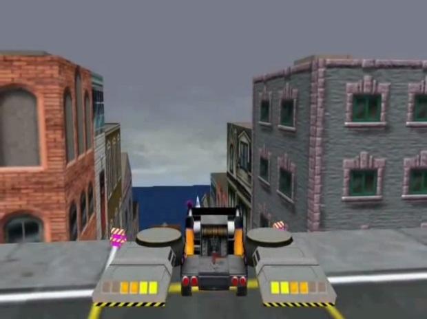 Hot Wheels Crash Full Version