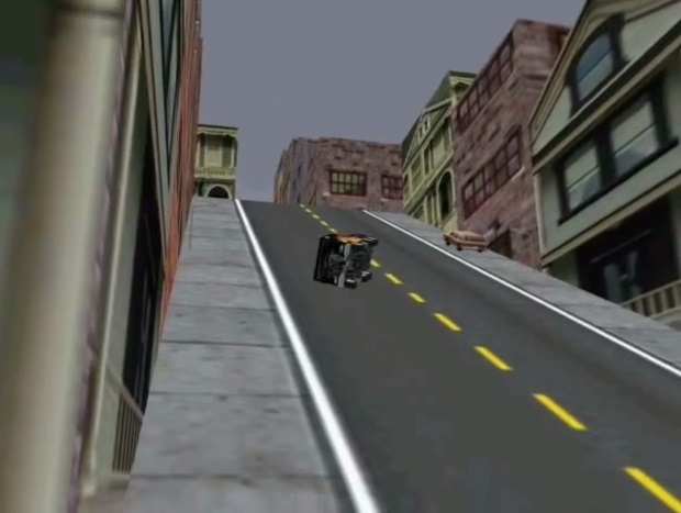 Hot Wheels Crash Video Game
