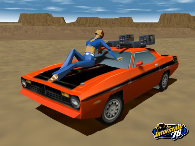 Interstate 76 Video Game