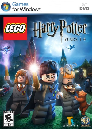 LEGO Harry Potter Years 1-4 Free Download