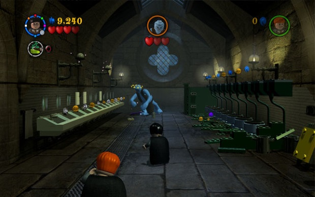 LEGO Harry Potter Years 1-4 Full Version