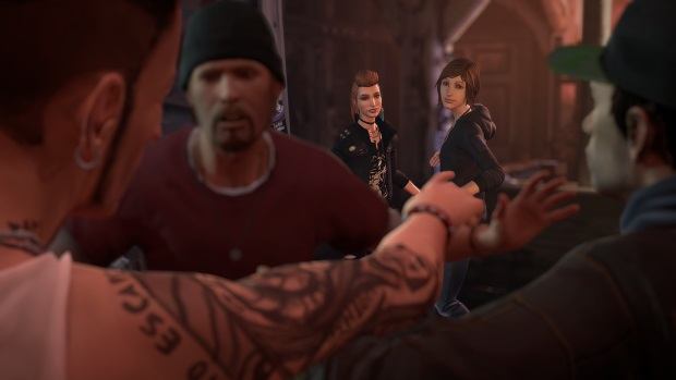 Life Is Strange Before the Storm Video Game