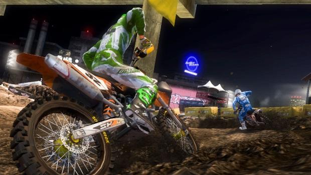 MX vs ATV Reflex Video Game