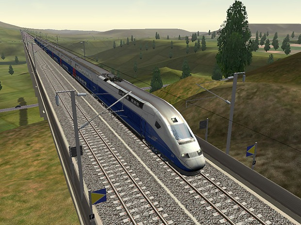 Microsoft Train simulator Full Version