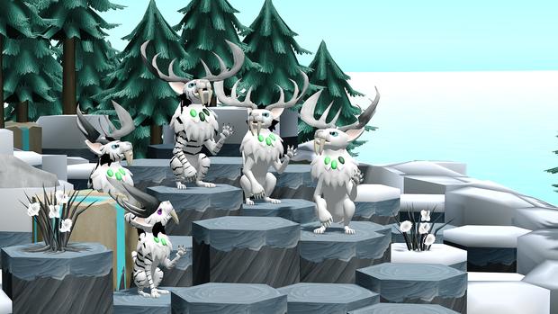 Niche-A-Genetics-Furvival-Game-Screenshots