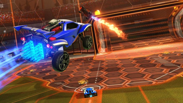Rocket League Game Of The Year Edition Screenshots