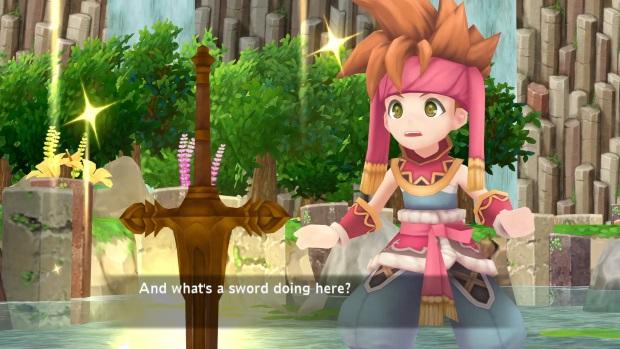 Secret Of Mana Screenshots