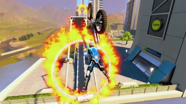 Trials Fusion Video Game