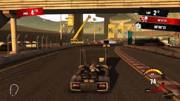 Truck Racer Full Version