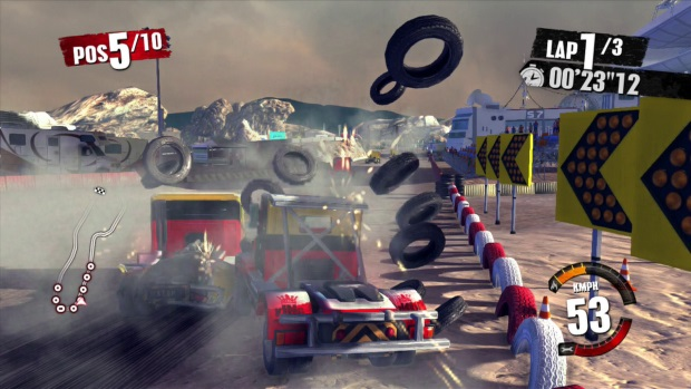 Truck Racer Screenshots