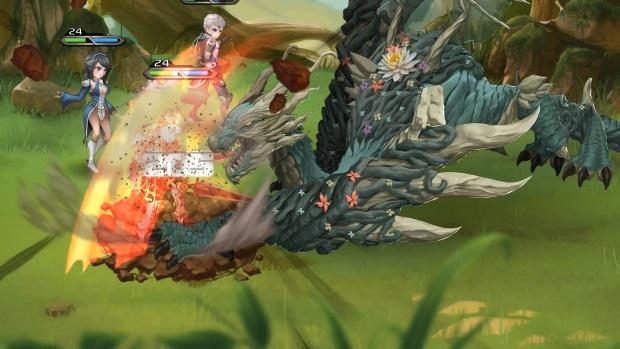 Azure Saga Pathfinder Video Game