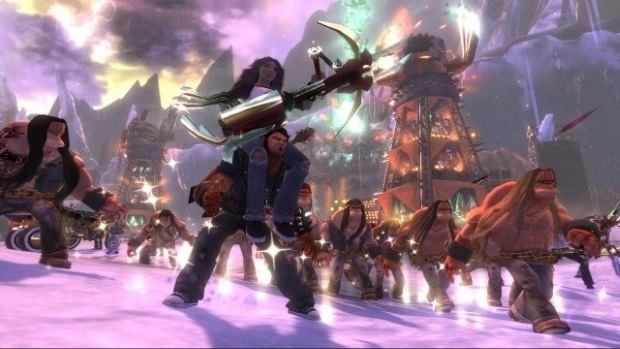 Brutal Legend Screenshots
