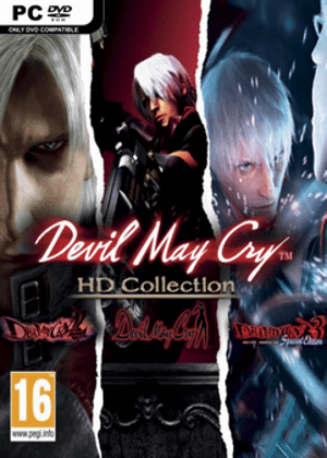 Devil May Cry HD Collection Free Download