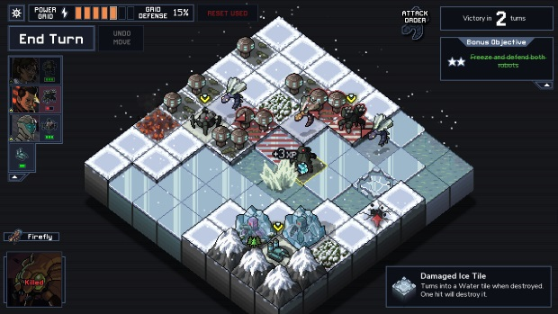 Into The Breach Screenshots