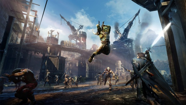 Middle Earth Shadow of Mordor GOTY Edition Video Game