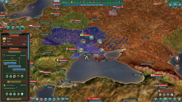 Realpolitiks New Power Screenshots
