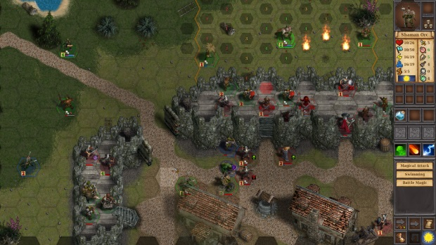 Warbanners Death Speaker Video Game