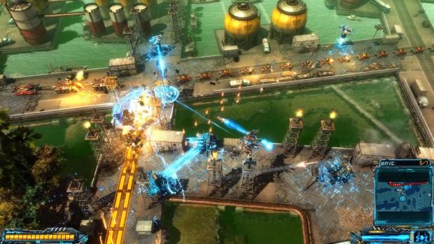 X-Morph Defense European Assault Video Game