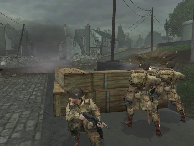Brothers in Arms Earned in Blood Video Game