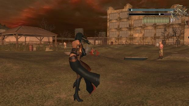 Bullet Witch Screenshots