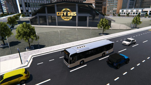 City Bus Simulator 2018 Video Game