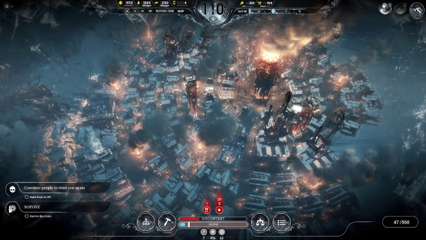 Frostpunk Video Game