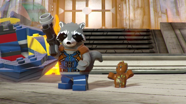 LEGO Marvel Super Heroes 2 Infinity War Screenshots