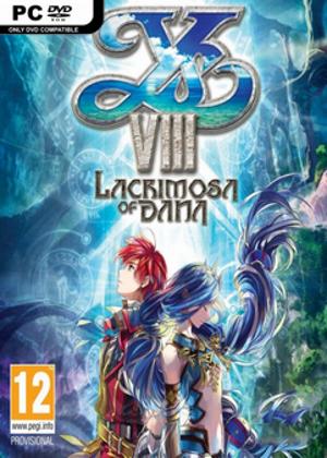 Ys VIII Lacrimosa of DANA Free Download